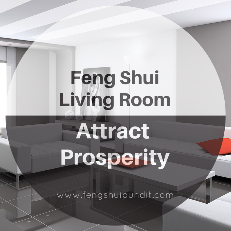 Nice Feng Shui Living Room
