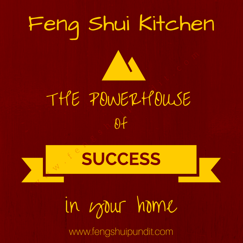 27 feng shui kitchen tips (colors, layout & arrangement)
