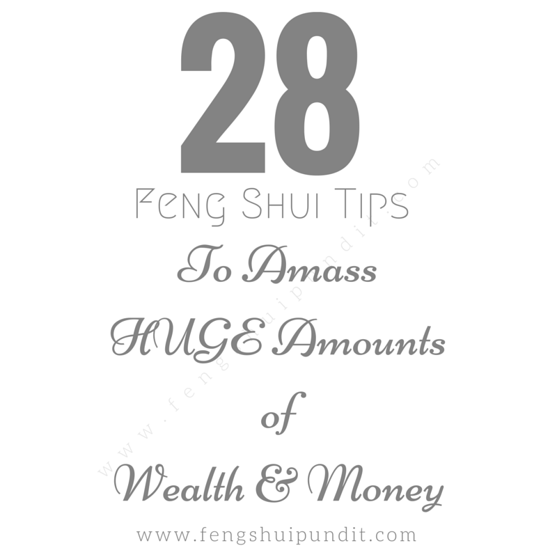 28 Feng Shui Wealth Tips Money Cornerplantssymbols